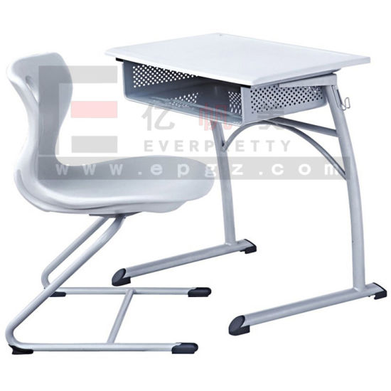 New Design Student Chair and Folding Desk/School Furniture pictures & photos