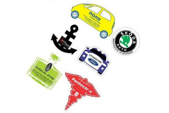Cutomed Car Shape Paper Car Air Freshener for Promotion Gifts pictures & photos
