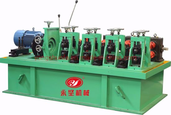 Yj-80 409/410 Industrial Carbon Stainless Steel Pipe Making Machine Welding Tube Mill for Hardness Pipe