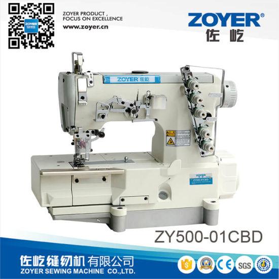 Zy 500-01cbd Direct Drive Interlock Sewing Machine