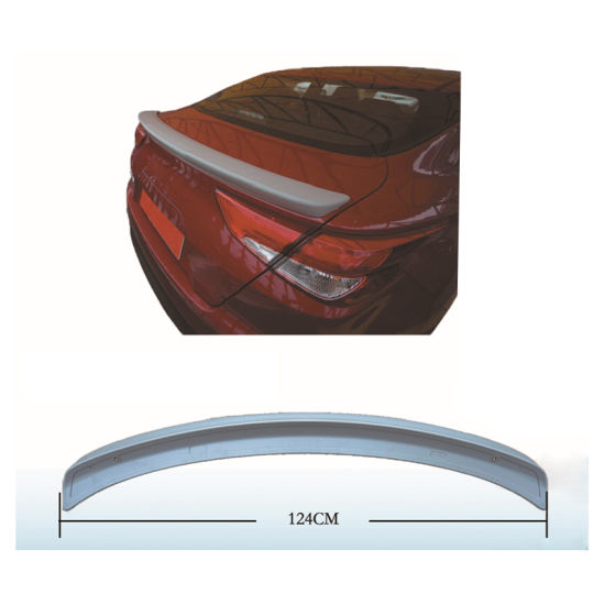 Car Accessories Exterior Rear Spoiler Tail Wing