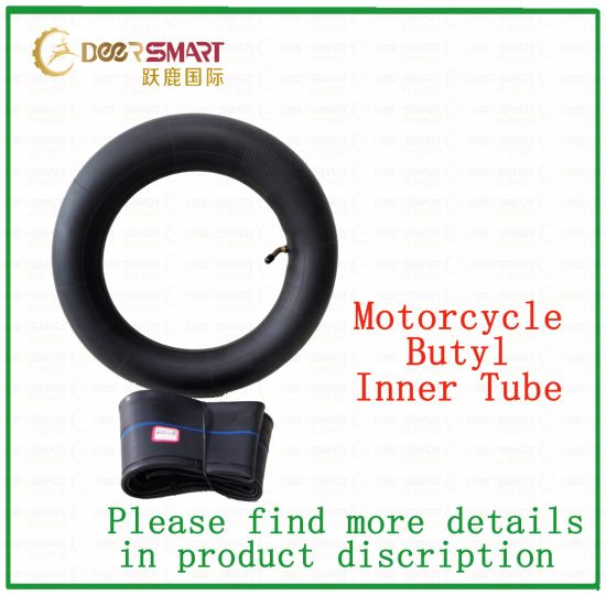 20-Year Factory Manufacture Technology Soft and Elastic Natural Motorcycle Inner Tube Tire /Tyre Motorbike Inner Tube 4.00-8 3.00-17 3.00-18 3.25-18