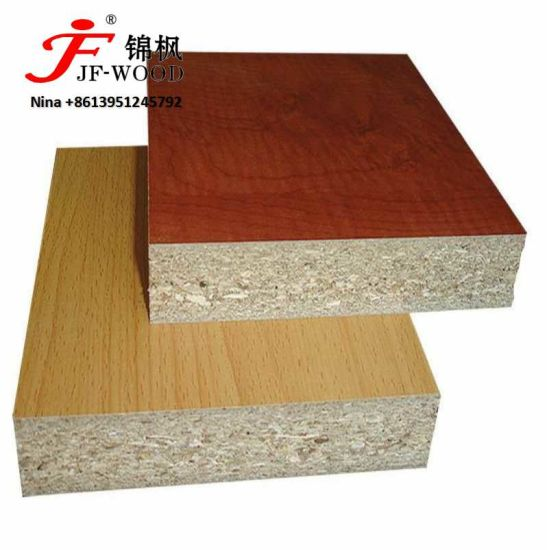 Hot Sale Melamine Plian Chipboard/Particle Board