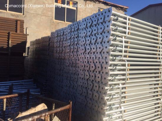 Construction Material Formwork Building Scaffold Clamp Steel Prop