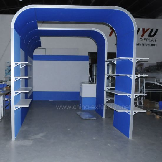 Exhibition Stand 3d Model : China aluminium profile 3d models jewelry mdf panels tv foldable