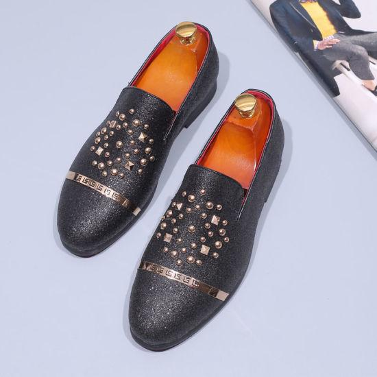 Men's Rover Shoes, Lazy Shoes, British Fashion Shoes