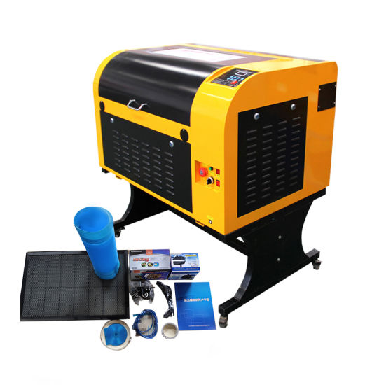 Factory Hot Sales Laser Engraving Machine CO2 Laser Cutter 6040 for Acrylic Wood Plywood Leather