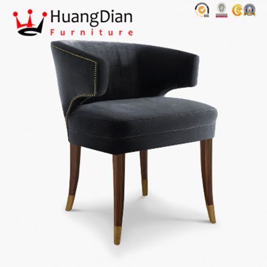 China Wholesale Custom Furniture Wing Single Sofa Armchair pictures & photos