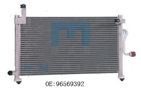 Daewoo Matiz 01- Auto AC Parts Cooling Parts Condenser