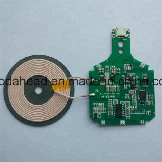 China Wireless Charger Transmit PCB Assembly Power Bank PCBA