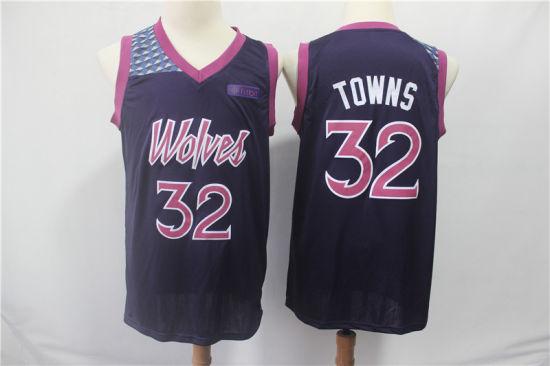 best website 2c60a de69e China Custom Team Chris Paul Kyrie Irving Basketball ...