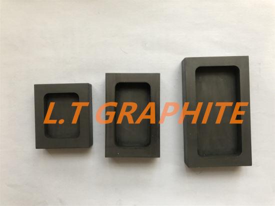 Durable Melton Metal Graphite Cooling Mold Holder