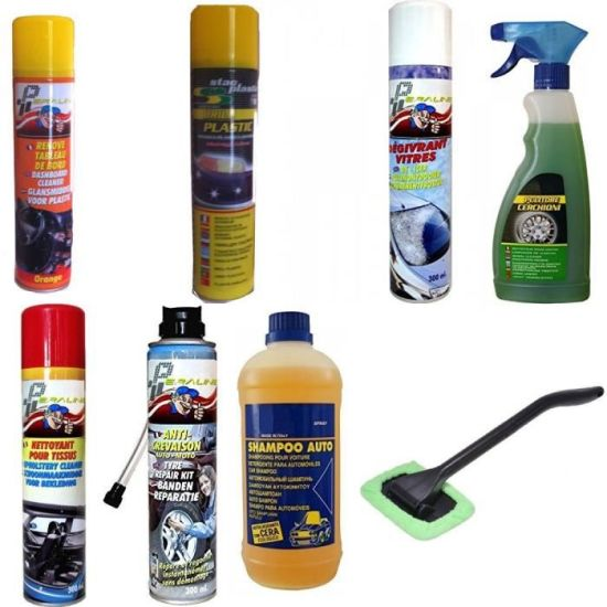 China Best Autozone Car Cleaning Kit China Car Cleaning Kit Best