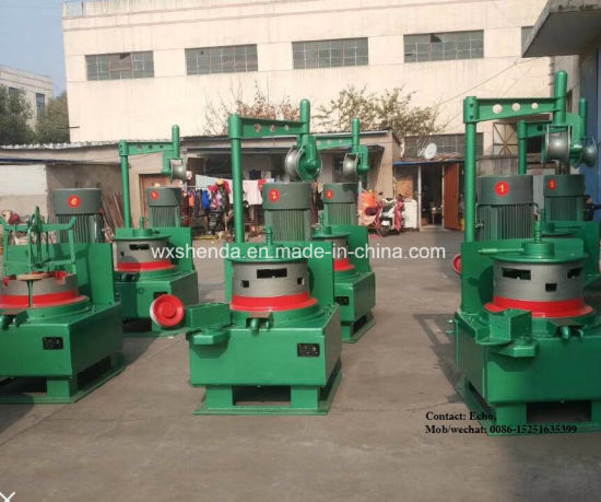 Low Carbon Automatic Cold Iron Steel Copper Wire Drawing Machine Price pictures & photos