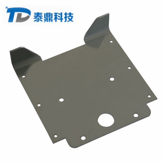 Cold Rolled Plate Sheet Metal Parts Processing Custom Made