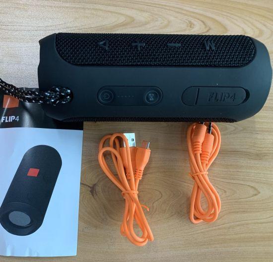Original Jbl Flip4 Bluetooth Speaker Flip 4 Mini Portable Waterproof Wireless Bt5.0 Speaker Bass Stereo Outdoor Soubar Speaker