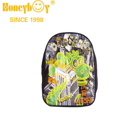 Cheap Sublimation Printing Students Backpack High Quality with Fashion Design