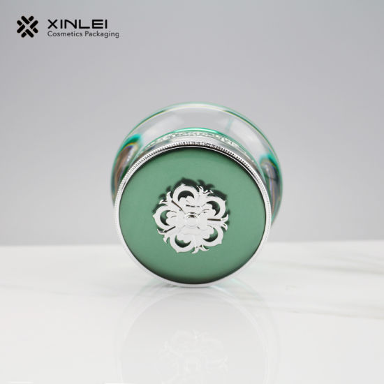 50g Plastic Cream Jar Acrylicthickened Cosmetic Packaging