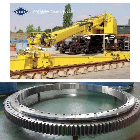 Slewing Bearing for Railway Slewing Crane (134.40.1600)