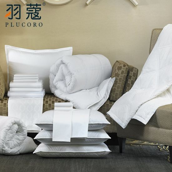 Hotel Goose Duck Down Duvet Quilt Wholesale Home Use Bedding