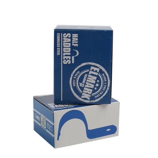 Custom Folded Glossy Cardboard Box