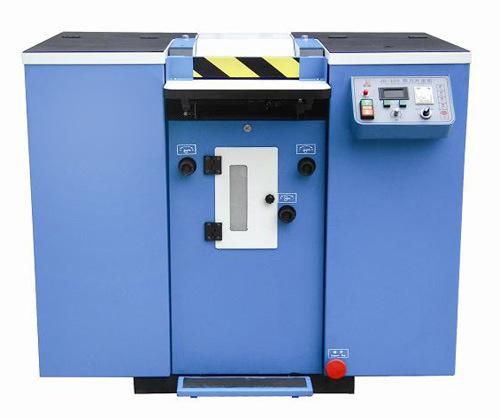 Shoe Making Machine / PLC Knife Splitting Machine (AB-300)