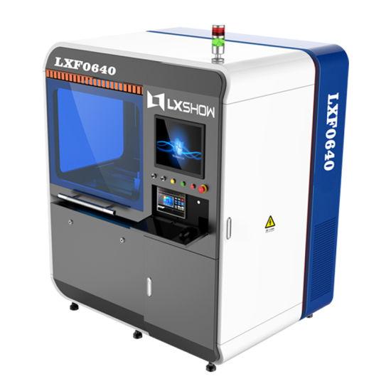 Small Cutting Size 600*400mm Fiber Laser 1000W Small Fiber Laser Cutting Machine