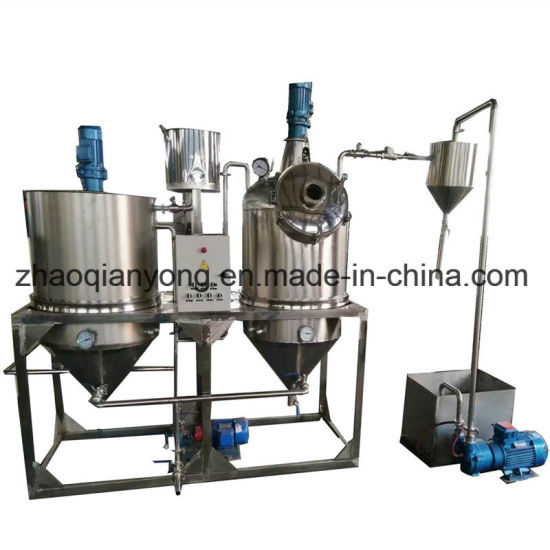 Mini Edible Hemp Castor Seed Small Palm Kernel Oil Refinery Machine