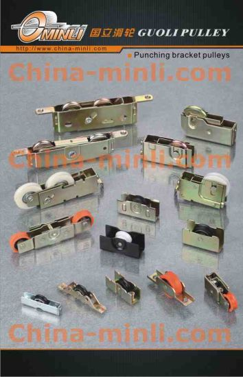 Plastic Nylon Roller for Sliding Window and Door pictures & photos