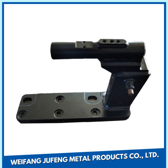 Carbon Steel Bending Drawing Welding Car Parts by Customers' Design