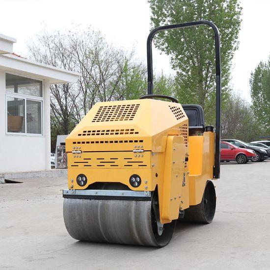 Vibratory Road Roller Soil Roller Compactor for Asphalt Fyl-860