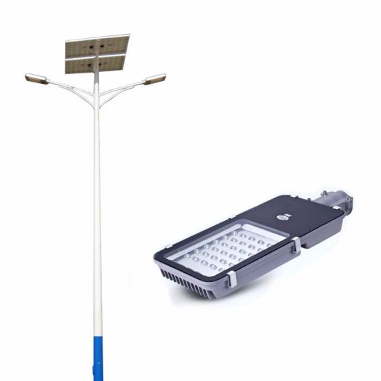 Contemporary 40W LED Street Solar Light Waterproof with IP65 AC85-265V pictures & photos