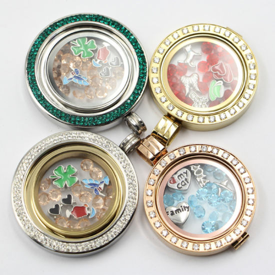 Wholesale Fashion Coin Plates Jewellery for Locket Pendant pictures & photos