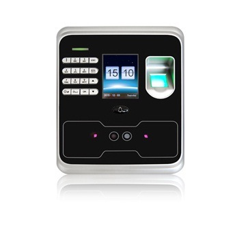 Multi Biometric Face Recognition Access Control System