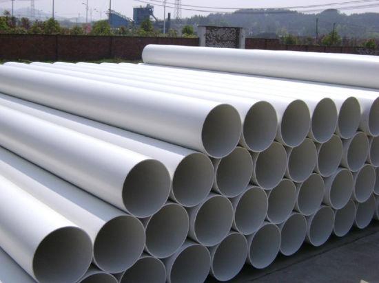 High Pressure PVC Pipe List Plastic Pipe