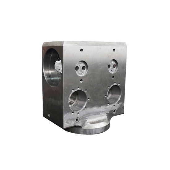 CNC Precision Milling Machined Metal Parts CNC Machine Products
