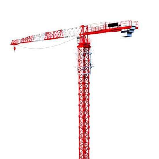 Qtz130 R7015b 10t Flat Top Tower Crane Sym Tower Crane