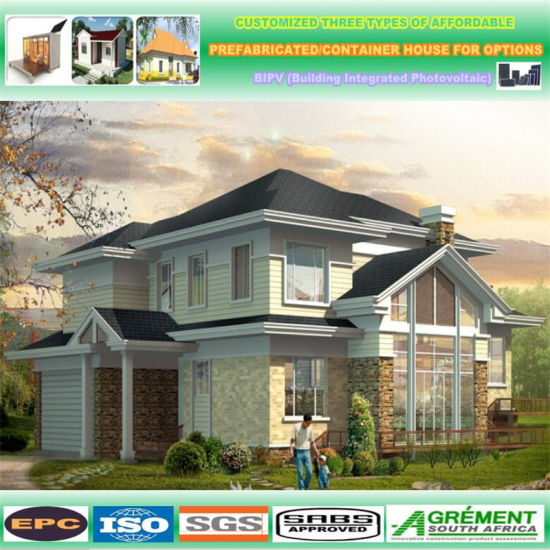 China Luxury Modern Design Low Cost Small Residential