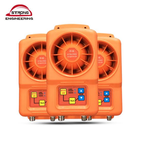 China Factory Two Way Emergency Intercom Terminal Alarm Panel Box for Passenger Construction Lifts