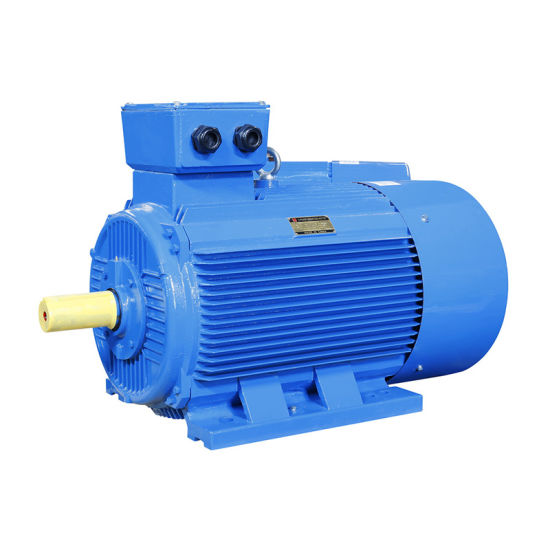 Three Phase Squirrel Cage Electric Motor 0.75 kW 4-pole 1500 rpm 50 Hz 400 V