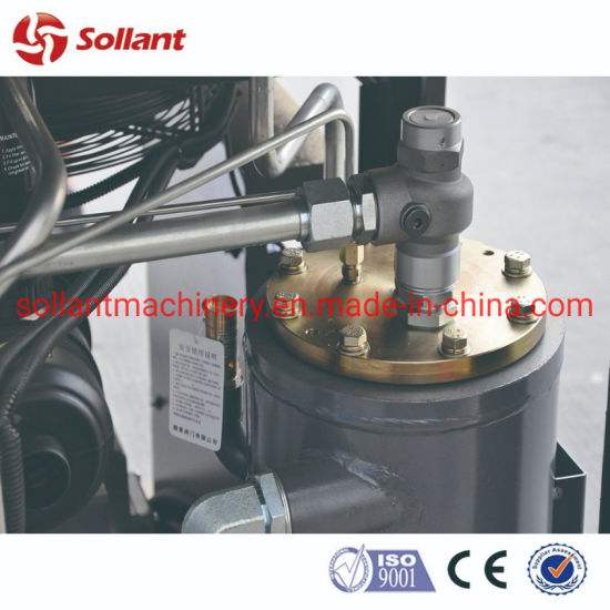 Brand Manufacturer Supply Single Stage Portable Rotary Screw Air Compressor