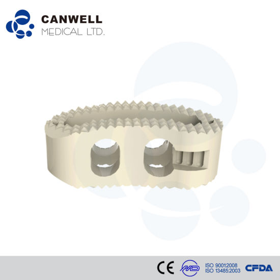 Canwell Spinal Peek Interbody Fusion Cage, Peek Cage, Spine Products