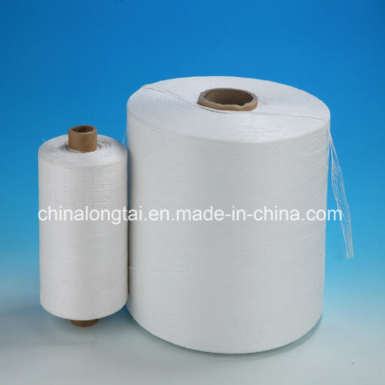 4000d Hot Selling Polypropylene Wire and Cable Filler Yarn (RoHS) pictures & photos