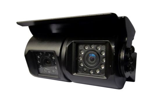 IP68 Car Rear View Camera with Dual Lens, Black & White Optional pictures & photos