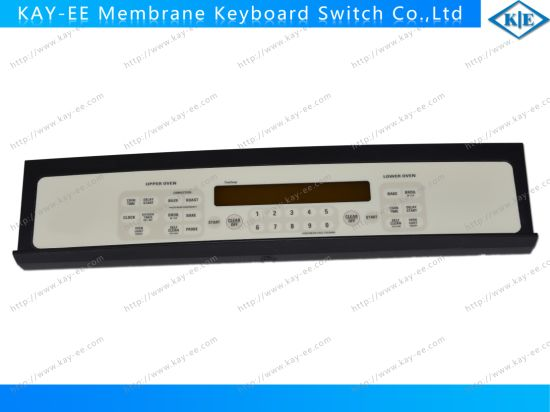 Ge Kitchen Used Non-Tactile Membrane Keyboard for Microwave Oven