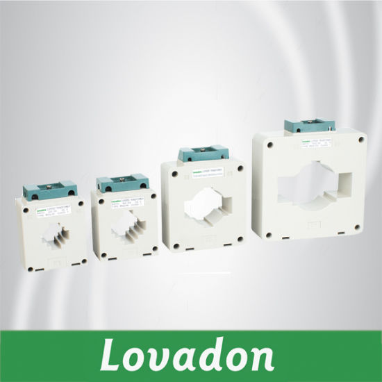 Msq High Accruary Coil Structure 0.66kv Low Voltage Current Transformer