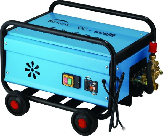 Cold Water High Pressure Washer Copper Electric Car Cleaning Machine with Ce pictures & photos