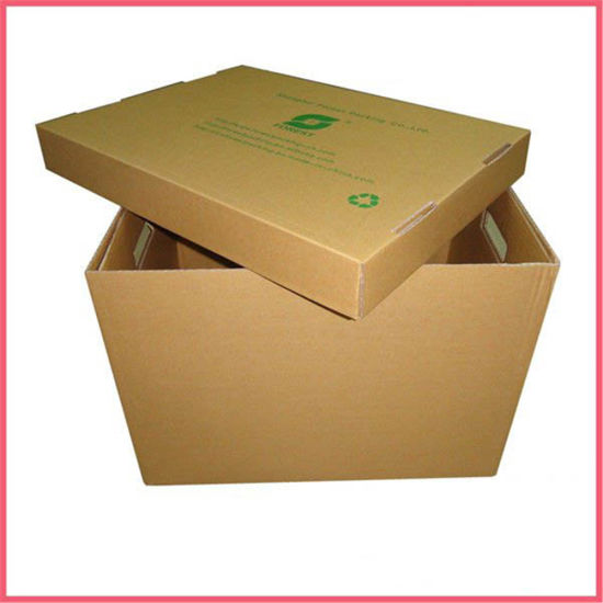 Custom Corrugated Document Packing Boxes File Storage Boxes Banker Box