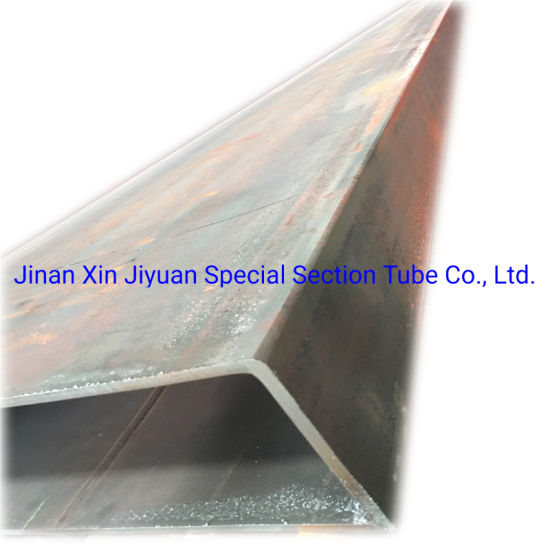 Certificate Factory ERW Ms Steel Square and Rectangular Pipe pictures & photos