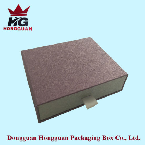 Draw-out Type Paper Gift Box From China